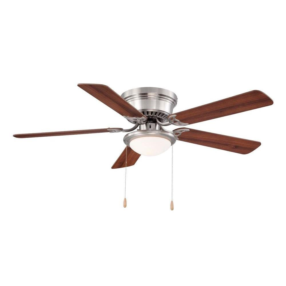 Hampton Bay Hugger 52 Inch Ceiling Fan