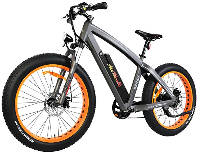 Addmotor MOTAN Fat Tire Bicycle