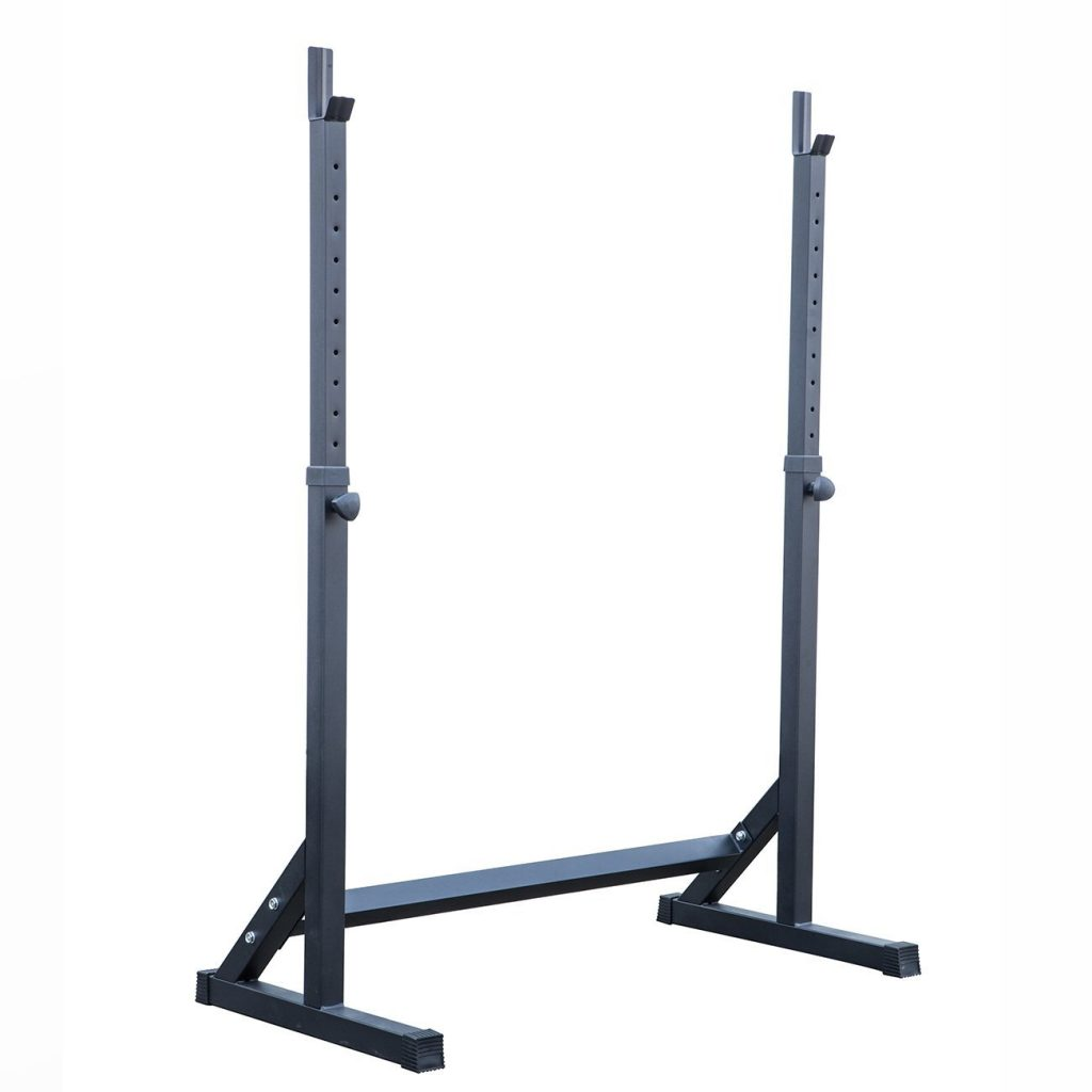 Akonza Adjustable Stand Barbell Squat Rack