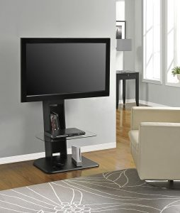 Ameriwood Home Galaxy TV Stand with Mount