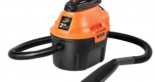 Armor All 2 Peak HP Dry/Wet Car Vacuum Cleaner