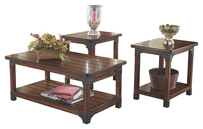 Ashley Furniture Signature Design – Set of 3 Tables