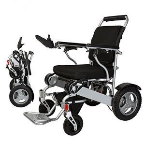Bangeran Electric Folding Wheelchair