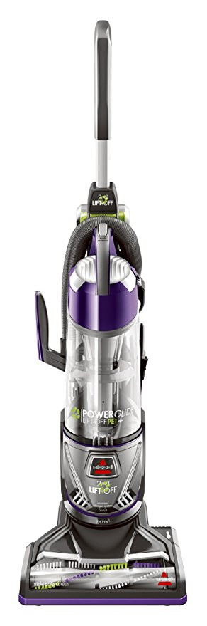 Bissell Powerglide Pet Upright Bagless Lift Off Vacuum
