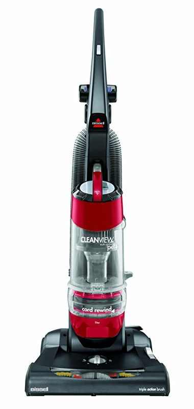 BISSELL CleanView Upright Vacuum Cordless Pet Bagless