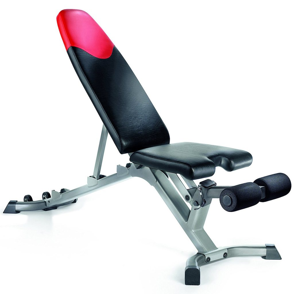 Bowflex SelectTech 3.1 Adjustable Weight Bench