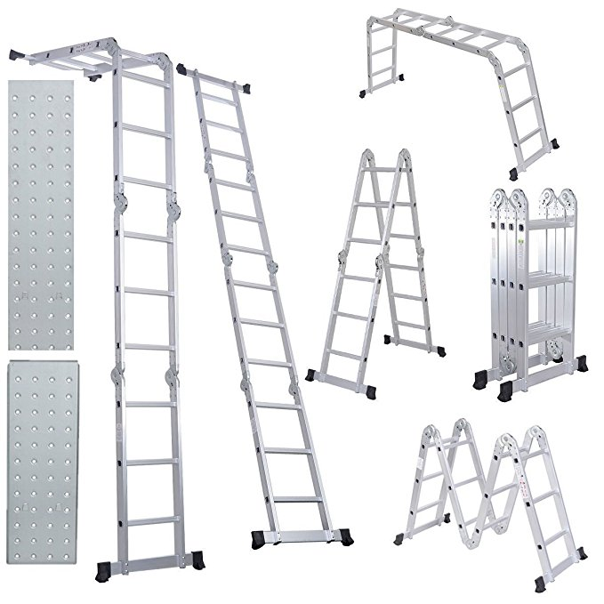 Top 10 Best Folding Ladders In 2019 Top Best Pro Review