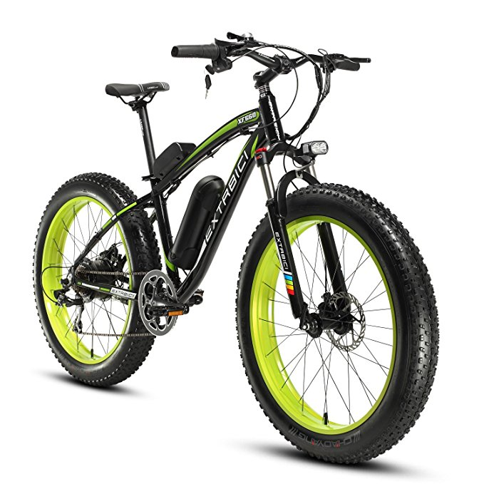 Cyrusher XF660 Fat Tire Bike