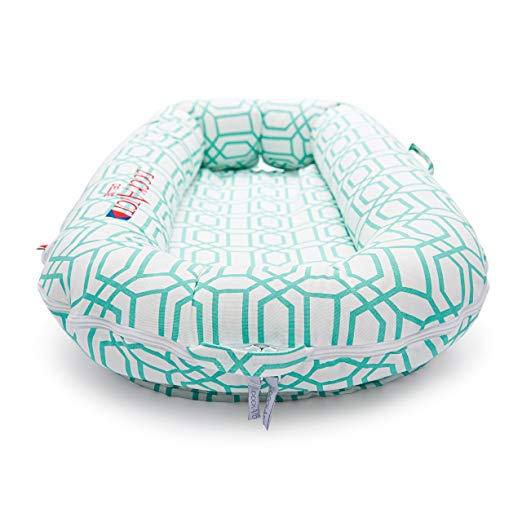 DockATot Deluxe and Dock Portable Travel Toddler bed