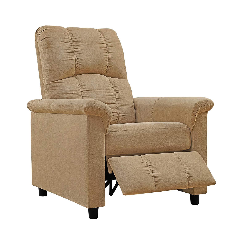 Dorel Living Slim Recliner Chair