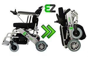 EZ Lite Cruiser Standard Model Folding Electric Wheelchair