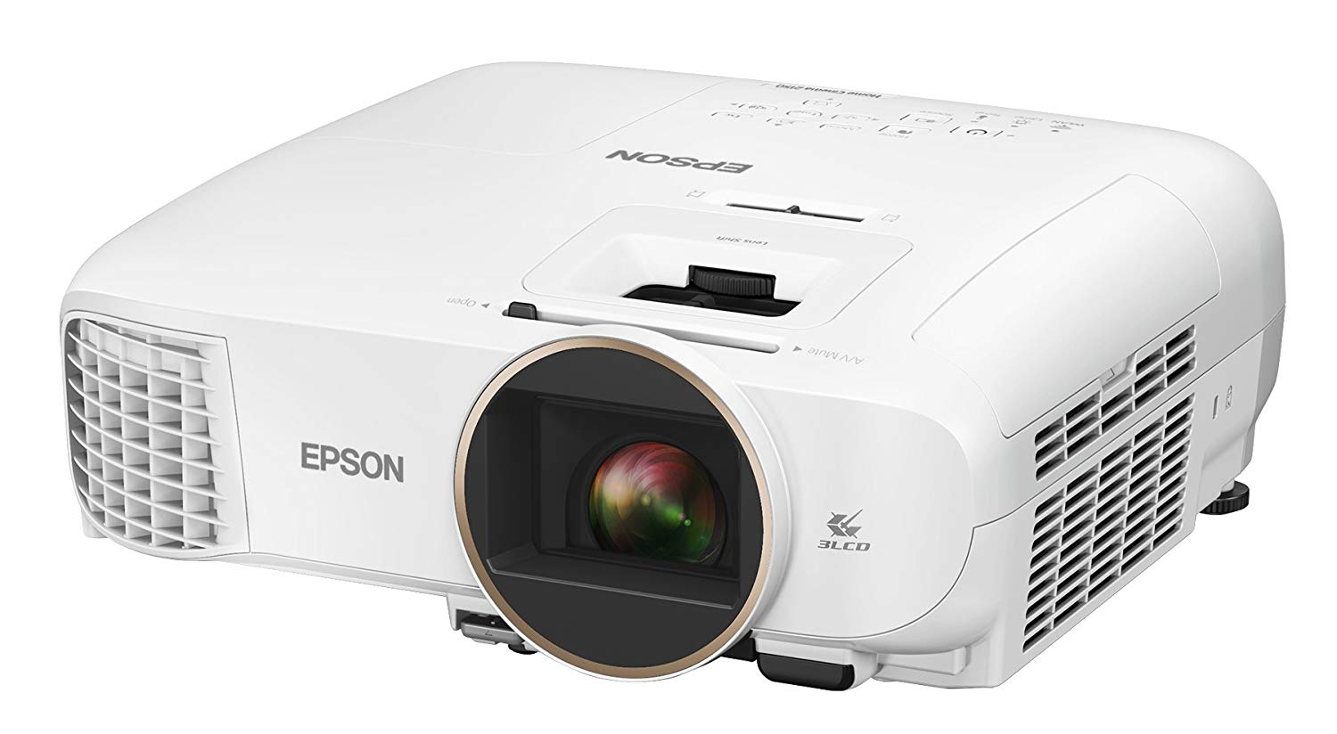 Epson Home Cinema 2150 Wireless 1080p Miracast, 3LCD projector