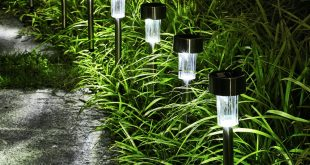 FC Fancier Outdoor Solar Lights