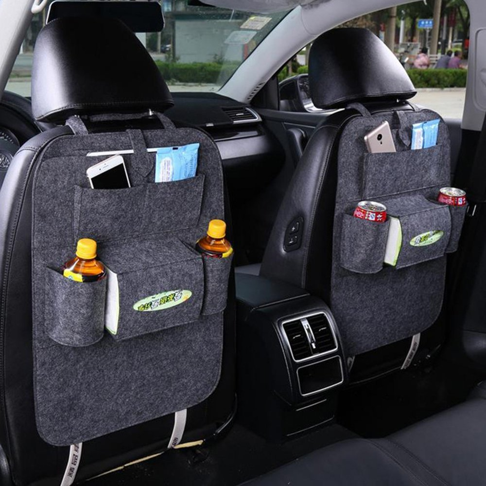 FULL WERK Car Seat Back Organizer