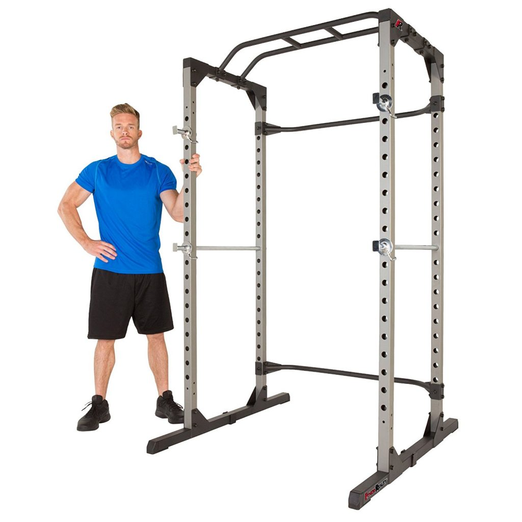 Fitness Reality Super Max Power Squat Rack
