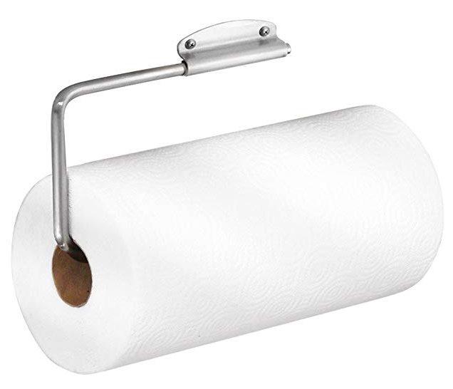 InterDesign Forma Swivel Paper Towel Holder for Kitchen