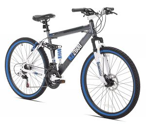 Kent Dual-Suspension Specialized Mountain Bike, KZ2600