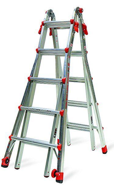 Little Giant Velocity Multi-Use Foldable Ladder, 15422-001