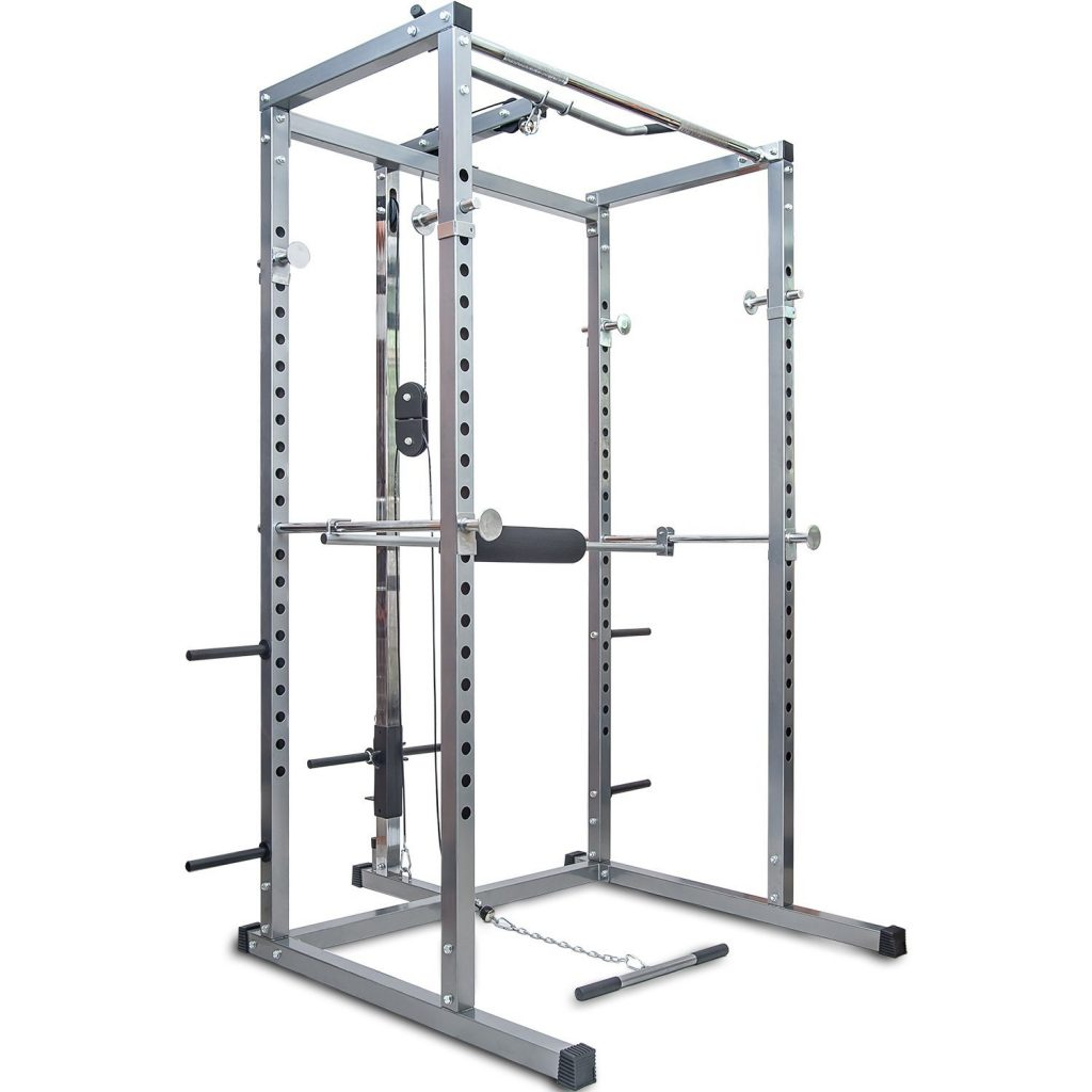 Merax Athletics Fitness Power Squat Rack