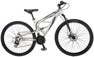 Mongoose Impasse Dual Full Specialized Mountain Bike, R2780
