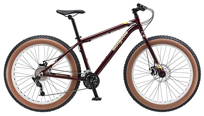 Mongoose Vinson Fat Tire Bike