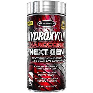 NextGen Hardcore Hydroxycut