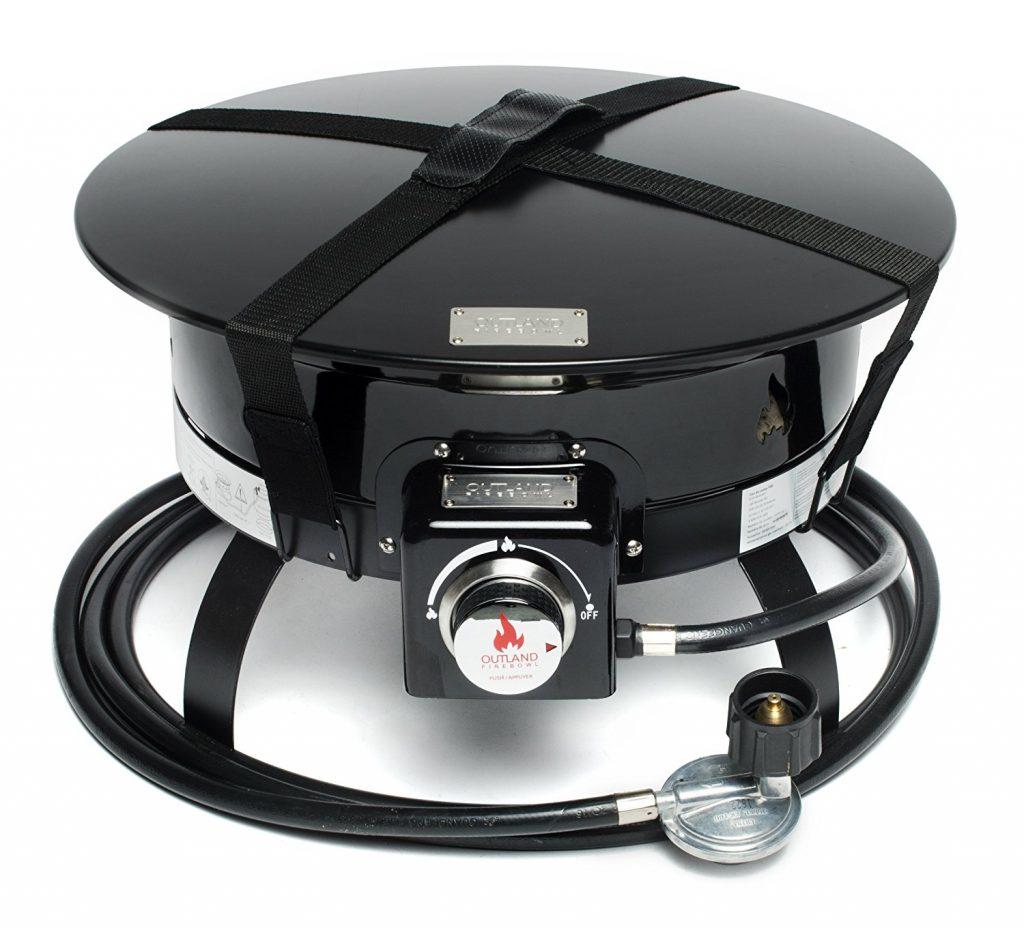 Outland Living Firebowl Outdoor Portable Propane Gas Fire Table