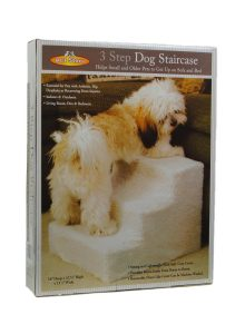 JSNY Three Steps Pet Stairs