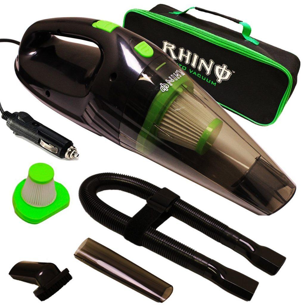 RHINO USA Car Vacuum Cleaner 2018 Model