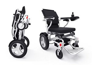 Sentire Med Forza DO9 Foldable Electric Wheelchair
