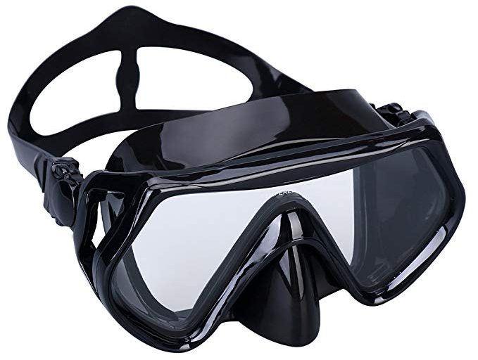 Supertrip Scuba Snorkel Set