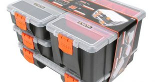 Tactix 4-in-1 Tool Box Organizer, 320020