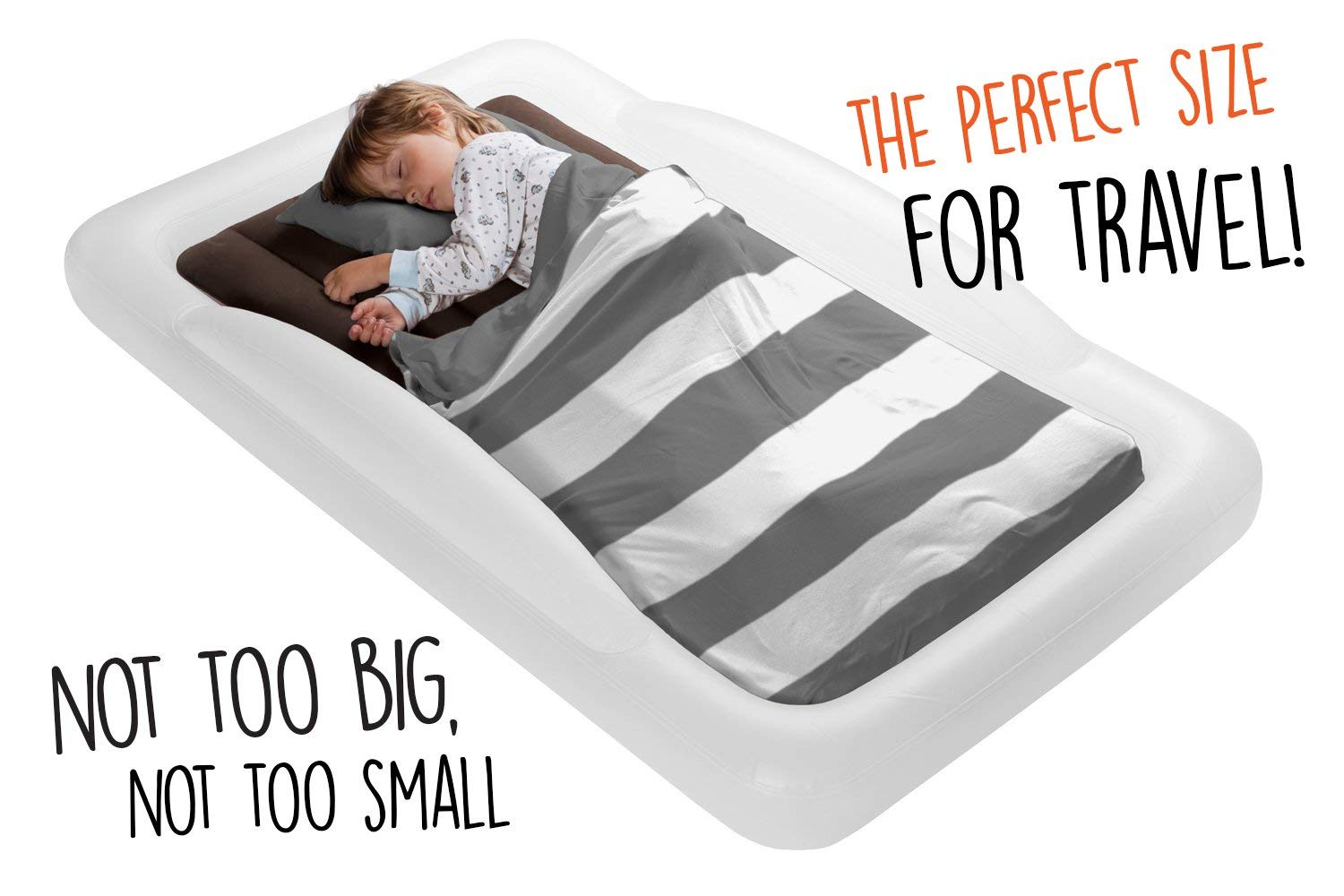 The Shrunks Toddler Travel Bed