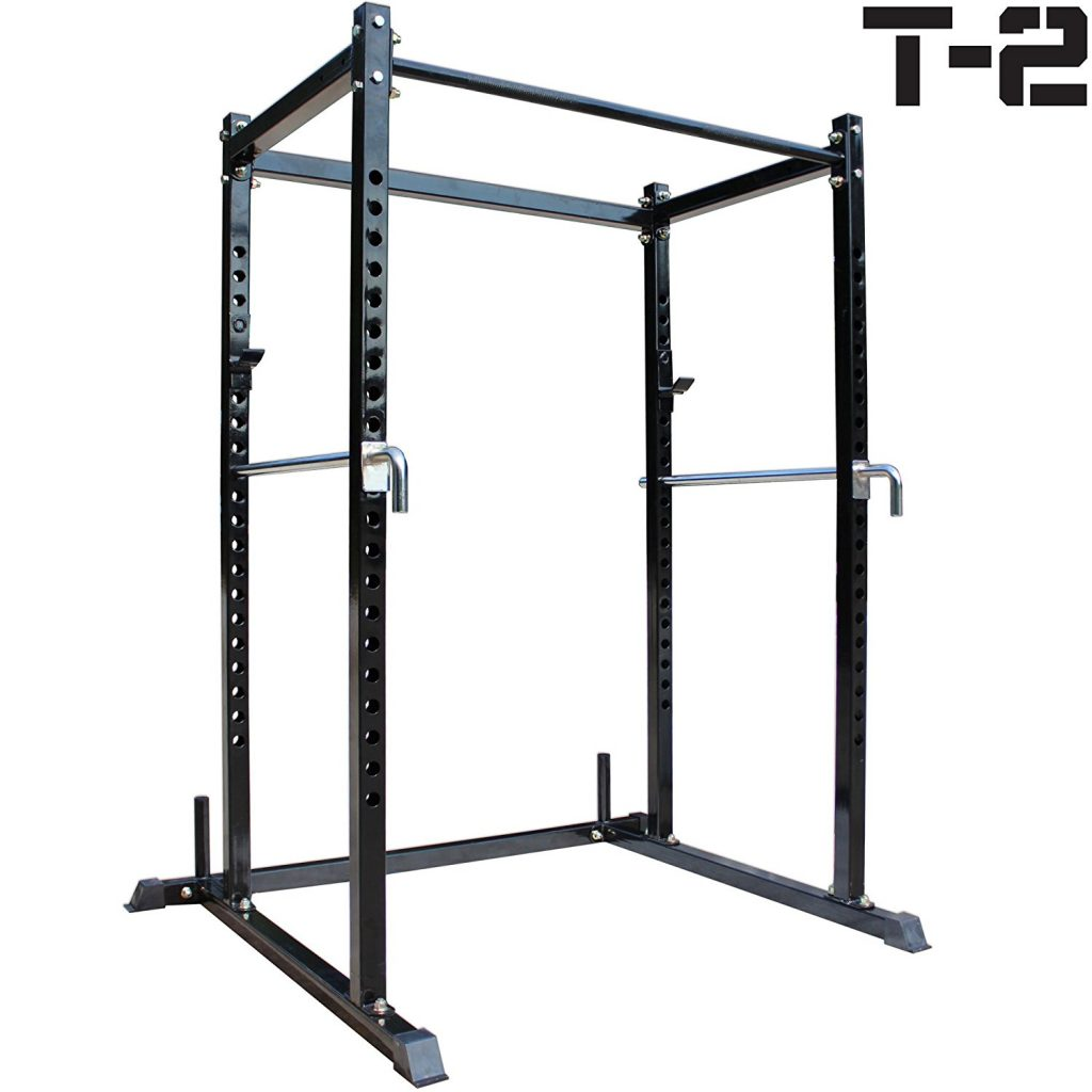 Titan Fitness T-2 Series Squat Rack