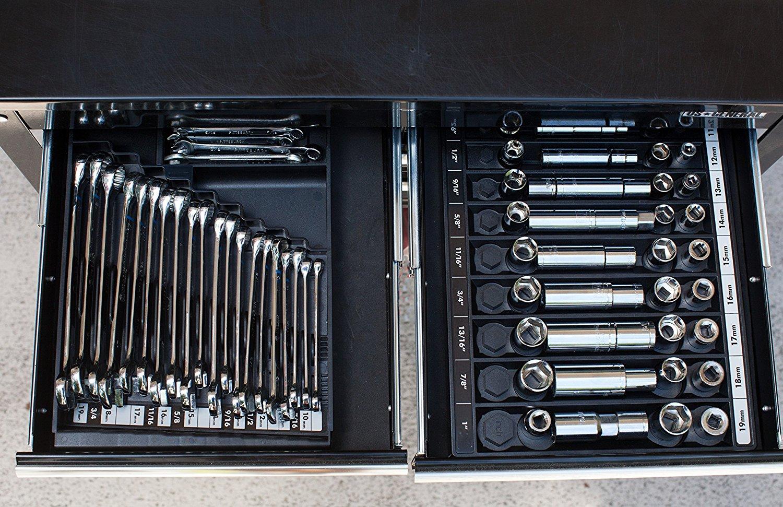 Tool Sorter Wrench Tool Box Organizer