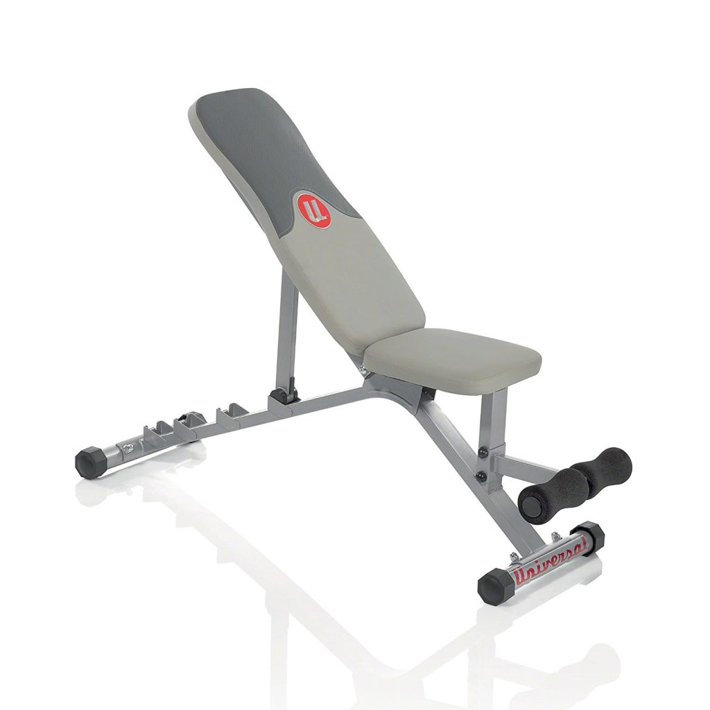 Universal by Nautilus Adjustable Weight Bench, UB300