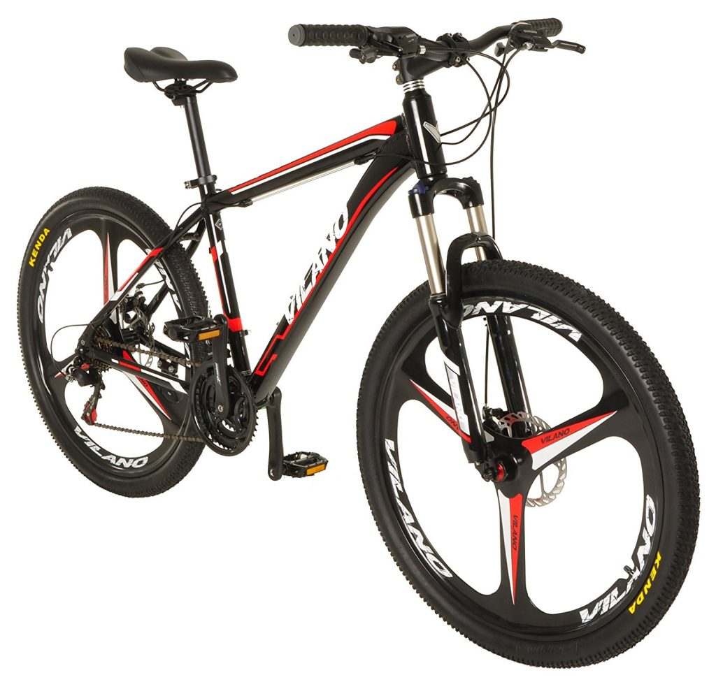 "Vilano 26"" Mountain Bike Ridge"