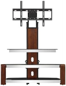 Whalen Furniture Flat Screen Stand with Mount, PROEC41