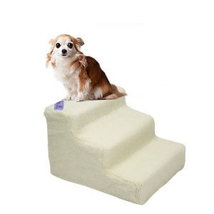 YOFIT Doggy 3 Steps Pet Stairs