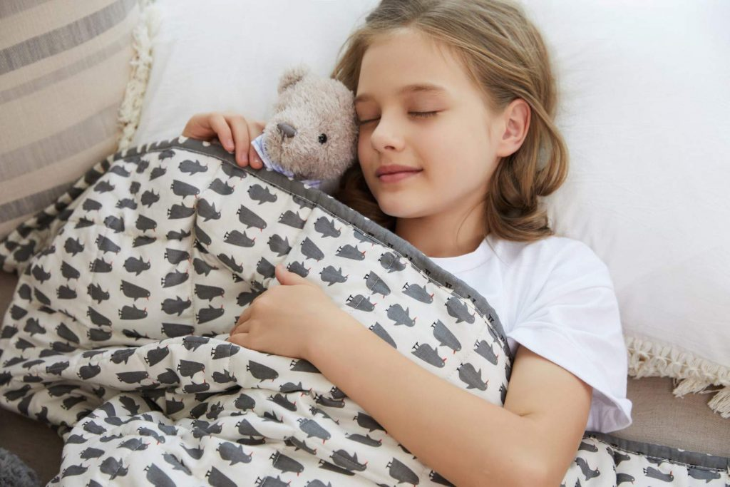 YnM Kid's Weighted Blanket