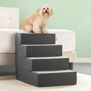 Zinus Step Easy Pet Stairs