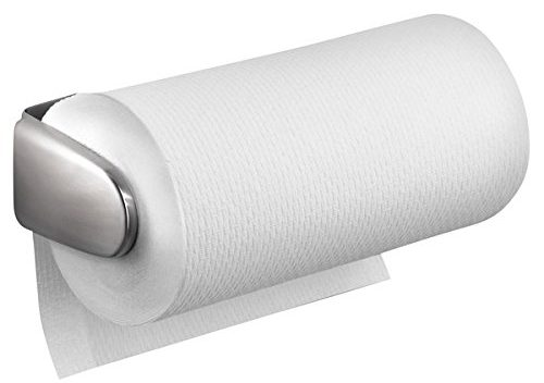 mDesign Wall Mount Paper Towel Holder