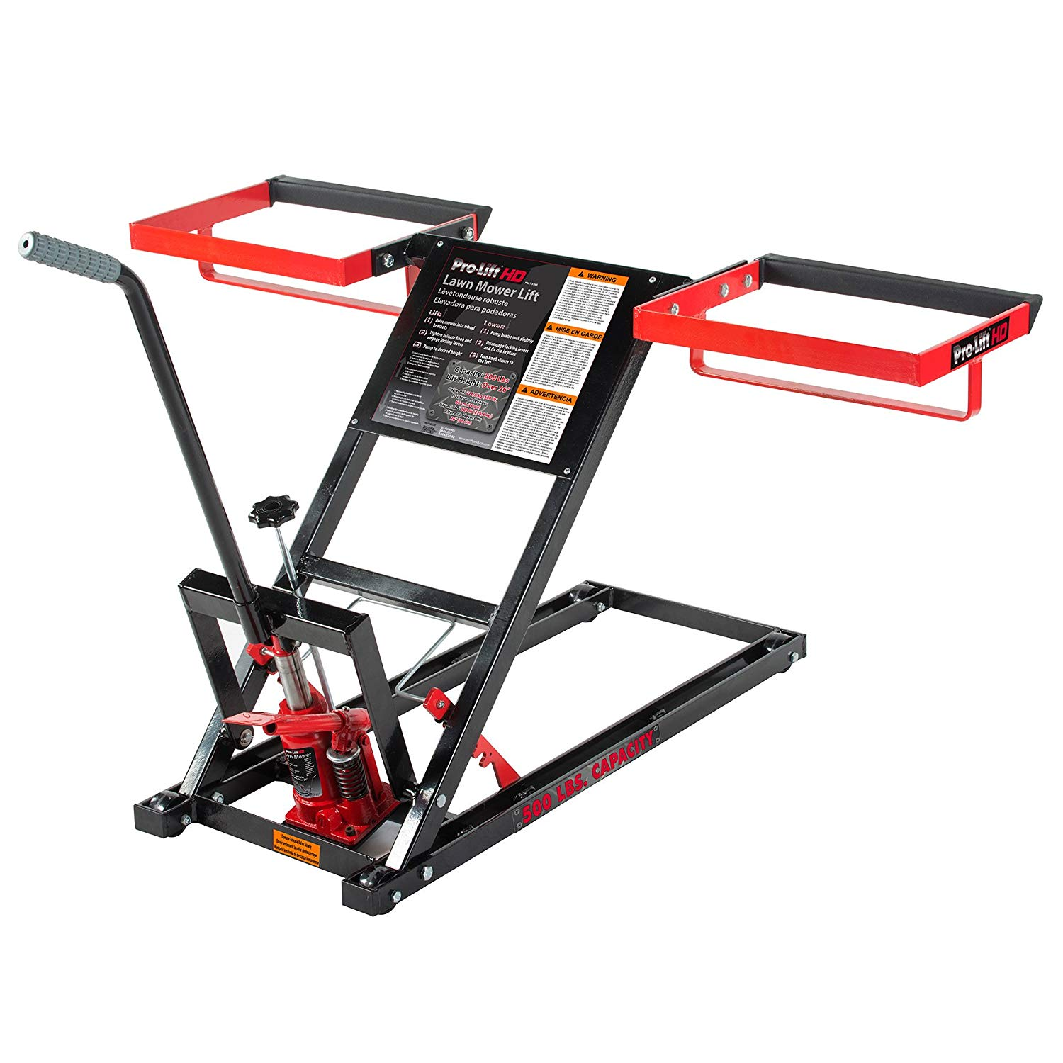 Top 10 Best Lawn Mower Lifts in 2019 Reviews - Top Best