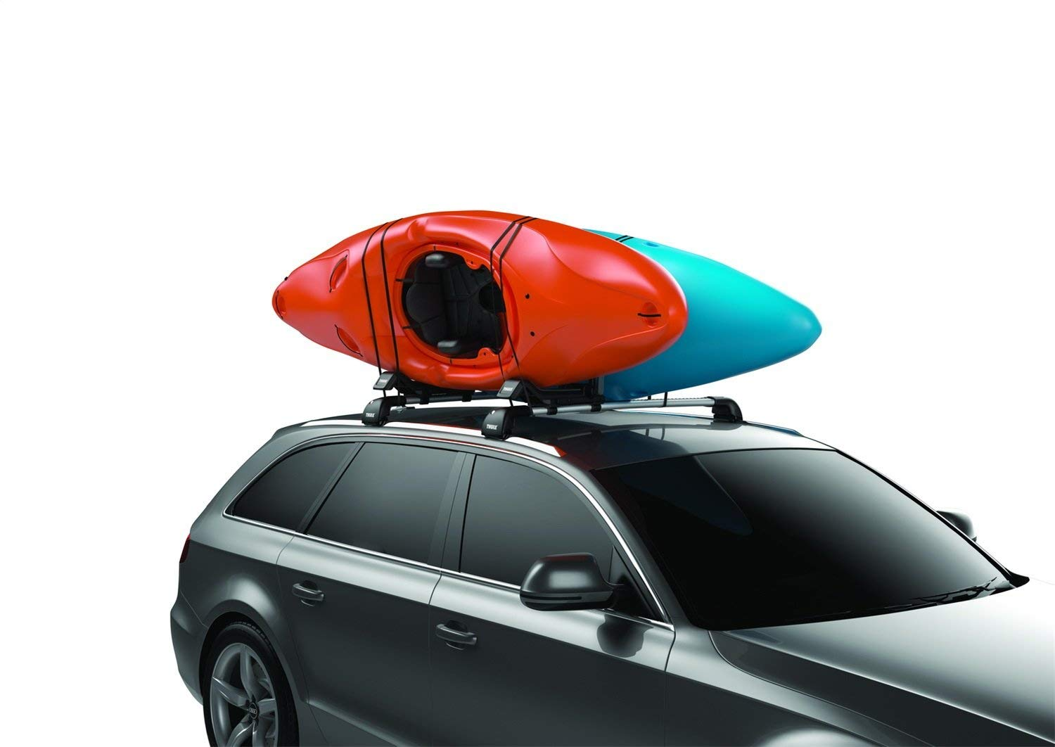 Thule Hull-a-Port XT Kayak Roof Rack