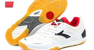 HUMGFENG Table Tennis Non-Slip Breathable Shoe