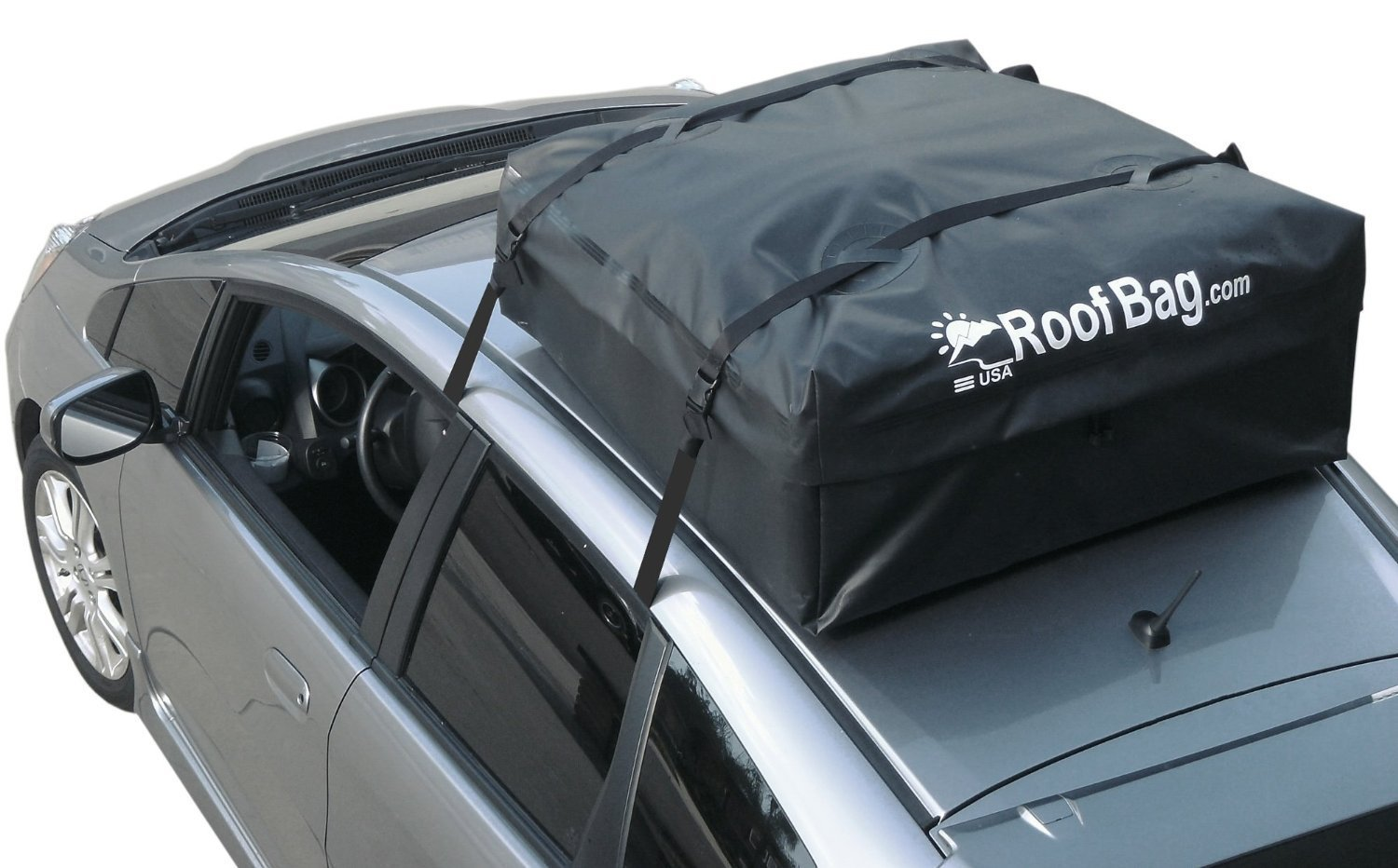 Roofbag Cross Country Soft Rooftop Cargo Carrier