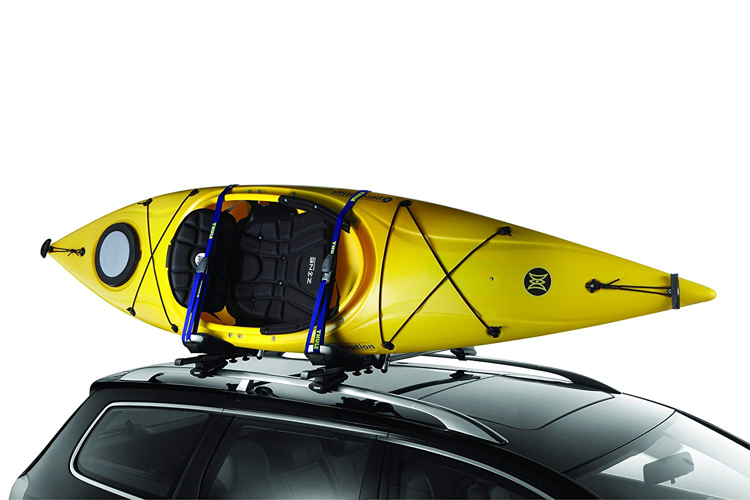 Thule Hull-a-Port Pro Rooftop Kayak Rack