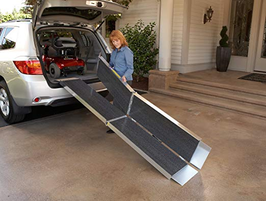 EZ-ACCESS, Trifold Ramp Advantage Series