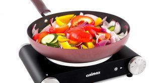 Cusimax 1500W Electric Countertop Burner