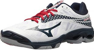 6. Mizuno Men's Wave Lightning Z4 Volleyball Shoe
